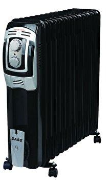 Calorifer electric Zass ZR 13 BE, 3000 W, 13 elementi, Termostat reglabil, Protectie supraincalzire de la Zass