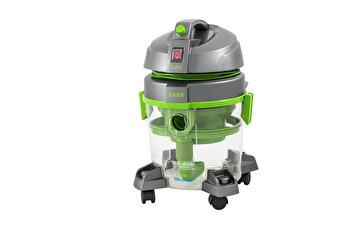 Aspirator cu filtrare in apa Zass ZVC 06, Culoare Gri, 800W, 7,5L, Filtru Hepa de la Zass