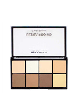 Paleta contouring London HD Pro Powder Contour – Fair de la Makeup Revolution London