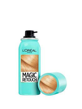 Spray instant Magic Retouch pentru camuflarea radicinilor crescute intre colorari 8 Blond Deschis Auriu, 7.5 ml de la L Oreal Paris