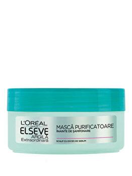 Masca pre-samponare detox Argila Extraordinara pentru purificarea scalpului, 150 ml