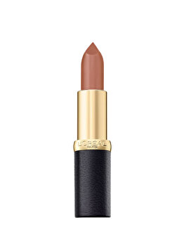 Ruj mat L'Oreal Paris Color Riche Matte Obsession 634 Greige Perfecto, 4.8 g de la L Oreal Paris