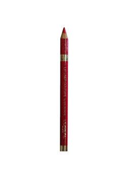 Creion buze L'Oreal Paris Color Riche Lip Contour 461 Scarlet Rouge, 1.2 g de la L Oreal Paris