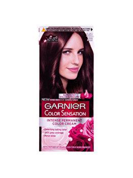 Vopsea de par Color Sensation, nuanta Ruby, 110 ml de la Garnier Color Sensation
