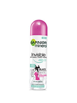 Spray Invisible Black White Color Fresh – women de la Garnier