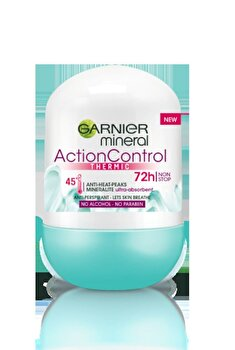 Deodorant antiperspirant Roll-on Garnier Action Control Thermic pentru femei, 50 ml de la Garnier