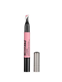 Creion pentru corectia punctuala a aspectului tern a tenului deschis Maybelline New York Master Camo Color Correcting Pen Pink, 1.5 ml de la Maybelline