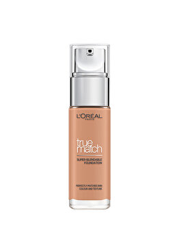 Fond de Ten L'Oreal Paris True Match 5D5W Golden Sand, 5D5W Golden Sand, 30 ml de la L Oreal Paris