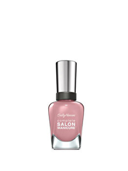 Lac de unghii Complete Salon Manicure, 302 Rose To The Occasion, 14.7 ml de la Sally Hansen