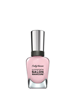 Lac de unghii Complete Salon Manicure, 182 Blush Against The World, 14.7 ml de la Sally Hansen