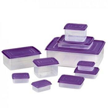 Set caserole alimente Xavax, 111506, Mov