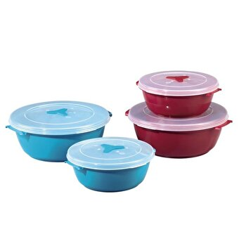 Set caserole alimente Xavax, 111525, Multicolor de la Xavax