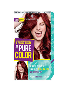 Vopsea de par Pure Color, nuanta Darrk Love 6.88, 142 ml de la Schwarzkopf Pure Color