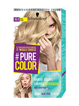 Vopsea de par Pure Color, nuanta AngelBlond 10.0, 142 ml de la Schwarzkopf Pure Color