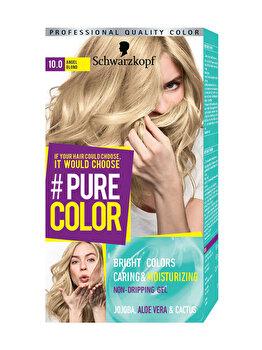 Vopsea de par Pure Color, nuanta AngelBlond 10.0, 142 ml de la Schwarzkopf Pure Color