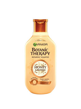 Sampon pentru par deteriorat cu varfuri despicate Garnier Botanic Therapy Miere & Propolis, 400 ml de la Garnier Botanic Therapy