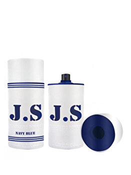 Apa de toaleta Jeanne Arthes J.S Magnetic Power Navy Blue, 100 ml, pentru barbati de la Jeanne Arthes