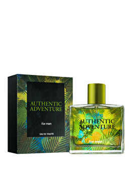 Apa de toaleta Jeanne Arthes Authentic Adventure, 100 ml, pentru barbati de la Jeanne Arthes