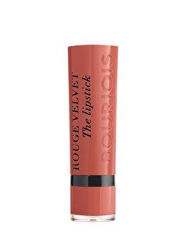 Ruj de buze Velvet Lipstick, 16 Caramel, 2.4 g