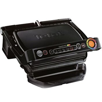 Gratar electric TEFAL Optigrill GC712834, Negru de la Tefal