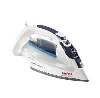 Fier de calcat Tefal Smart Protect FV4980E0, 2600 W, 180 g/min, alb de la Tefal