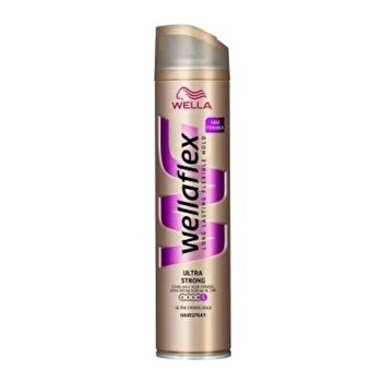 Fixativ Wellaflex lac ultra strong, 250 ml de la Wellaflex