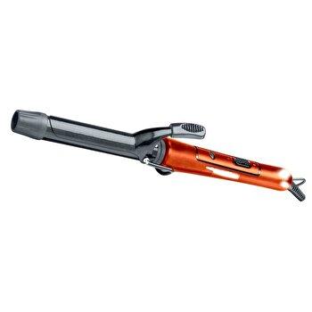 Ondulator Rowenta CF3316F0, 45 W, temperatura constanta 200°C, pentru bucle, timp de incalzire pana la 60 s, portocaliu de la Rowenta