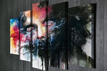 Tablou decorativ pe panza Symphony, 762SYM4206, Multicolor de la Symphony