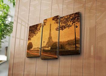 Tablou decorativ Bonanza,3 Piese, 242BNZ3216, Multicolor
