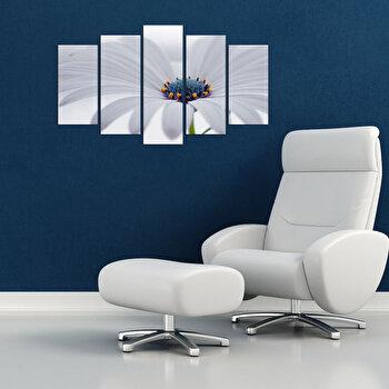 Tablou decorativ multicanvas Pure, 5 Piese, 250PUR2963, Multicolor