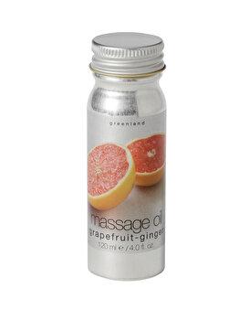 Ulei de masaj cu grepfruit si ghimbir, 120 ml