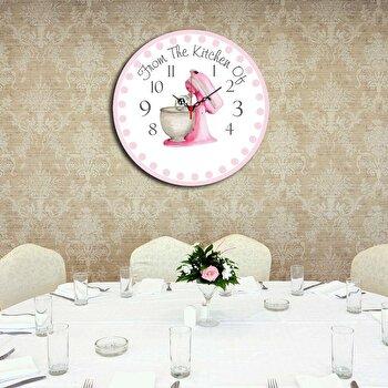 Ceas decorativ de perete Home Art, 238HMA3116, 40 cm, Multicolor de la Home Art