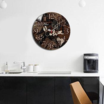 Ceas decorativ Home Art, 238HMA3126, 40 cm, Multicolor