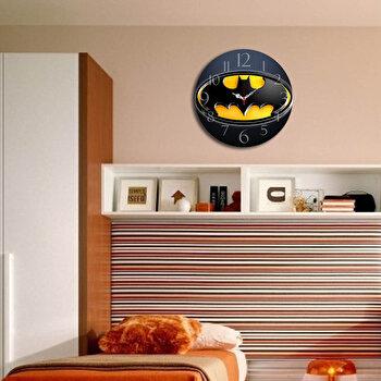 Ceas decorativ de perete Taffy, 241TFY3111, 40 cm, Multicolor de la Taffy