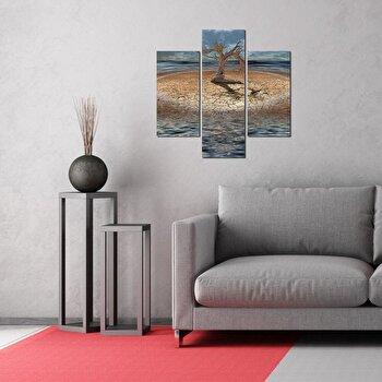 Tablou decorativ Multicanvas Three Art, 3 Piese, 251TRE1925, Multicolor