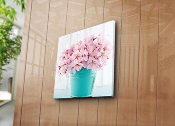 Tablou decorativ Bonanza, 242BNZ1245, 45 x 45 cm, Multicolor