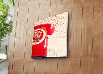 Tablou decorativ Bonanza, 242BNZ1263, 45 x 45 cm, Multicolor