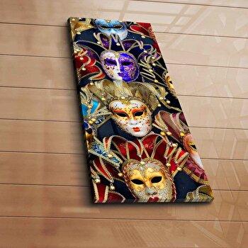 Tablou decorativ pe panza Horizon, 237HRZ1206, Multicolor de la Horizon