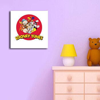 Tablou decorativ Taffy, 241TFY1248, 45 x 45 cm, Multicolor