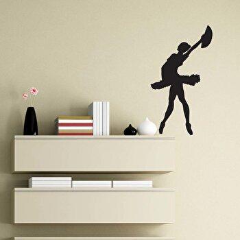 Sticker decorativ de perete Sticky, 260CKY5062, Negru