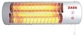 Radiator de perete Zass ZQH 04, putere 1500 W max. de la Zass