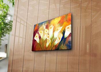 Tablou decorativ pe panza Horizon, 237HRZ3233, Multicolor