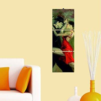 Tablou decorativ multicanvas Allure 3 Piese, 221ALL1936, Multicolor