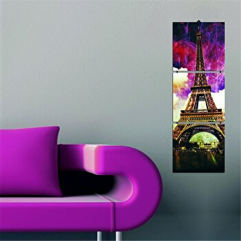 Tablou decorativ multicanvas Allure 3 Piese, 221ALL1930, Multicolor