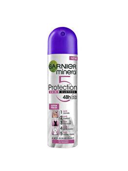 Deodorant spray pentru femei Garnier Soft, 150 ml