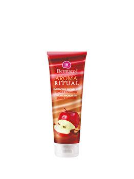 Gel de dus cu Mere si scortisoara Aroma Ritual, 250 ml