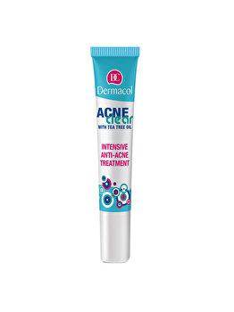 Tratament Intensiv AcneClear pentru Acnee, 15 ml de la Dermacol