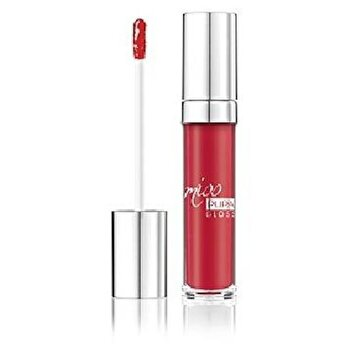 Lip Gloss Pupa Miss Pupa Ultra Brilliant, 305 Essential Red, 5 ml de la Pupa Milano