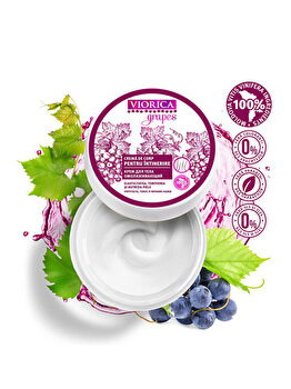 Crema de corp Viorica Grapes pentru intinerire, 300 ml