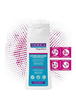Lotiune antiacnee Magic Derm pentru curatare profunda a tenului, 200 ml de la Viorica
